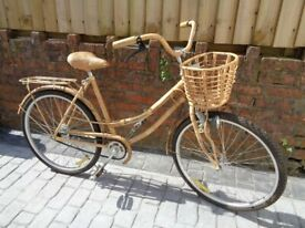 BAMBOO BICYCLE UNIQUE CLASSIC STYLE