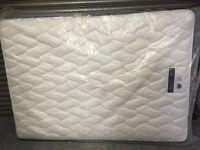 Double mattress silentnight new