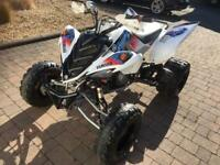 Yamaha raptor 700 road legal needs slight attention