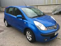 2007 Nissan Note 1.4 SE ***MOT MARCH 2018*** Great Driver