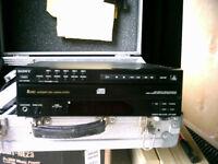 Sony multi CD player