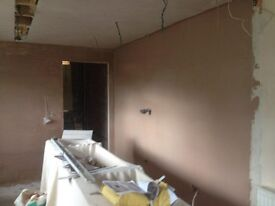 Plasterer available - West Yorkshire and beyond