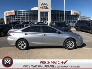 2015 Toyota Camry HEATED SEATS - CAMERA - LOW KM - NO ACCIDENTS