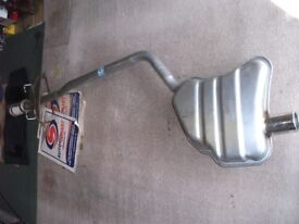 BMW MINI ONE OR COOPER EXHAUST NEW NEVER BEEN FITTED FIRST GENERATION MINI