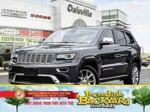2015 Jeep Grand Cherokee SUMMIT | HEMI V8 | TECH PKG | ADAPTIVE