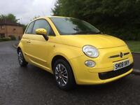 Fiat 500 1.2 Pop , 1 LADY OWNER , GENUINE LOW MILES REGISTERED 2008