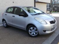 Toyota Yaris 1.0 VVT-i Ion 5dr£1,900 p/x welcome 3 MONTHS NATIONWIDE WARRANTY