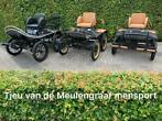 NIEUW!! Marathonwagen recreatiewagen( mini)shetland tm Full
