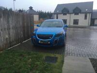 Vauxhall insignia 2.8T VXR 4X4 320BHP £9600