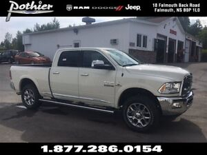 2017 Ram 2500 Laramie Limited | DIESEL | LEATHER | SUNROOF |