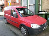 Vauxhall Combo Van, Good Runner, tidy interior