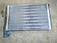 MK1 GOLF GTI CAMPAIGN HEATER MATRIX