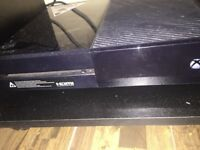 Xbox one for sale!Comes with games controller and all equipment need for the Xbox one.