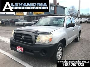 2007 Toyota Tacoma 2WD extra clean safety included