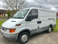 IVECO DAILY 2.8 TD MWB 2001