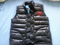 Mens ADIDAS Body Warmer GILET Medium Size