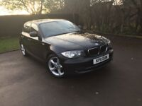 2011 11 BMW 116D Sport Stop/Start £30 Tax 1 Owner BMWSH Diesel M