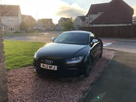 Audi TTS Black Edition DSG