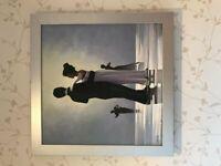 Jack Vettriano Framed Painting