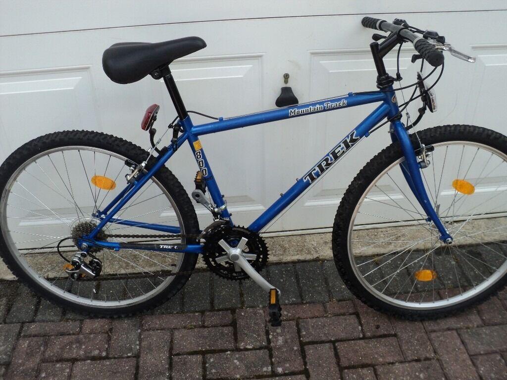 79666c2c2a4 Trek 800 Sport Mountain Bike Reviews - Singletracks.com