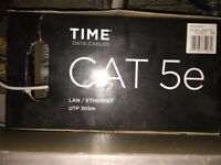 Cat 5e Ethernet network cable 280m