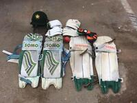 Children's cricket gear REDUCED