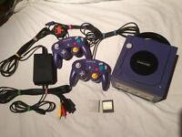 Original Nintendo GameCube + 6 Games