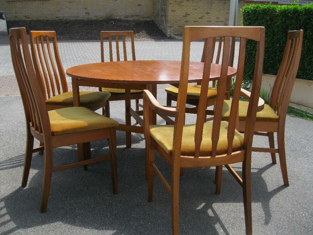Dining table and 6 chairs including Buy sale and trade ads : 86 from dealry.co.uk size 1024 x 768 jpeg 136kB