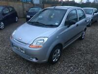 CHEVROLET MATIZ 1.0cc 5dr 40,000 miles @ Aylsham Road affordable cars