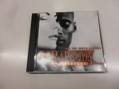 CD  The Rapsody  ?? Overture - Hip Hop Meets Classic
