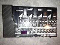 BOS ME70 guitar effects pedal