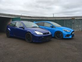 Focus RS 4x4 Cosworth , swap / p/x