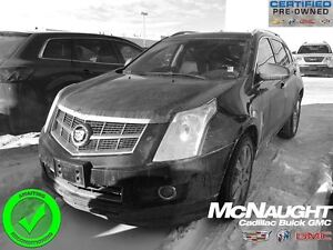 2012 Cadillac SRX Premium | Heated Leather | Moon Roof | NAV | A