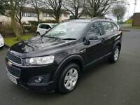 CHEVROLET CAPTIVA 2.2 VCDI LT AWD AUTOMATIC