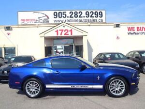 2013 Ford Mustang Leather, Upgraded Exhaust, WE APPROVE ALL CRED