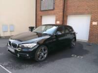 BMW 118I SPORT 2017