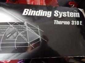 Ibico Thermal Binder