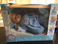 NEW BOXED ELC BABY MAX CUPCAKE INTERACTIVE DOLL TEDDINGTON