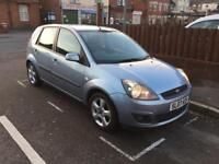 FORD FIESTA 2007 1.2 PETROL NEW MOT ONE PREVIOUS OWNER