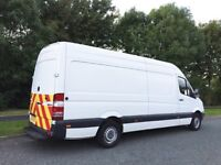 Urgent Man and Van. ASAP/Now Manchester & Nationwide Van + Driver Hire. House Flat & Furniture moves