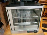 Parry sausage roll / pie warmer in good working order suit cafe/restaurant/shop Only £85