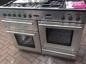 Range Master Range gas cooker 100 Mint free delivery