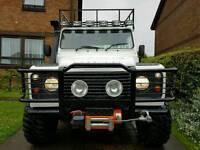 Land Rover Defender 110 2008