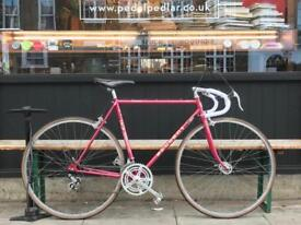 52.5cm Peugeot Course Vintage French Racing Bike - 21 Inch Mens/Womens Steel French Road Bicycle