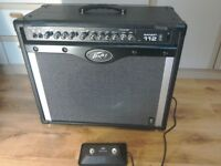 Peavey Bandit 112 TransTube Amplifier with tilt back legs, Excellent condition, buyer collects