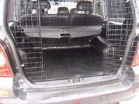 BARJO SINGLE ENTRY TAILGATE GUARD PLUS DOG GUARD/ HYUNDAI TERRACAN 03-07
