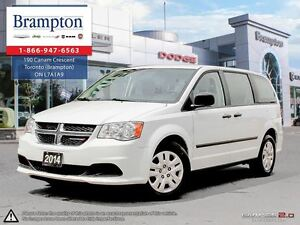 2014 Dodge Grand Caravan SE | TRADE-IN | TINTED GLASS | POWER WI