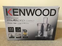 Kenwood Food Processor Multipro - malfunctioning motor - Needs to go this asap! We're moving!