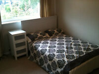 Beautiful large double bedroom in Student house in Beeston - Bills Included