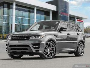 2015 Land Rover Range Rover Sport V8 Autobiography Supercharged